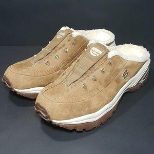 Skechers D'lite Sneaker Mules